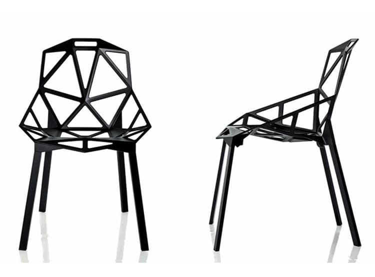 Chair_One / Diseñador Konstantin Grcic