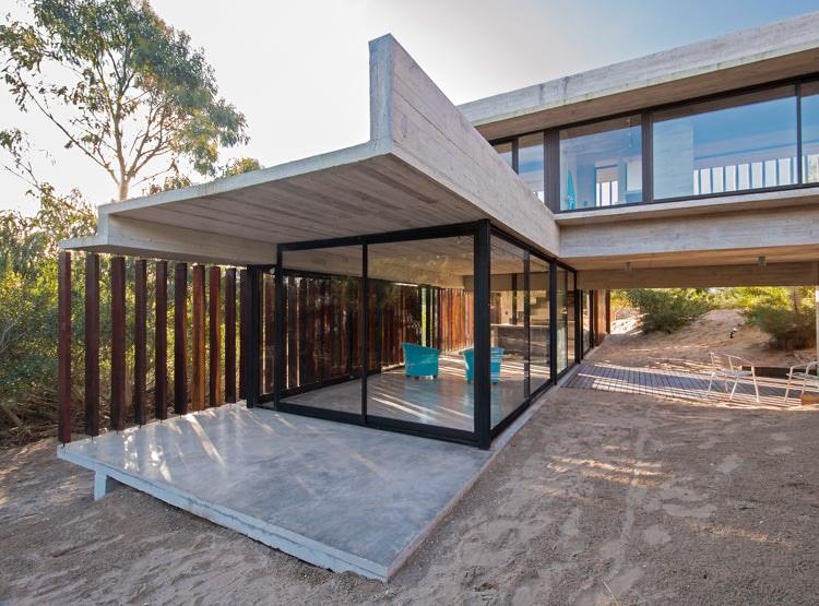 Casa MR / Arquitecto Luciano Kruk