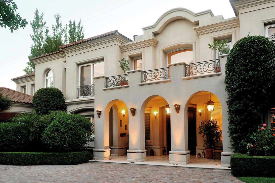 Villa Italiana / Oppel Arquitectura