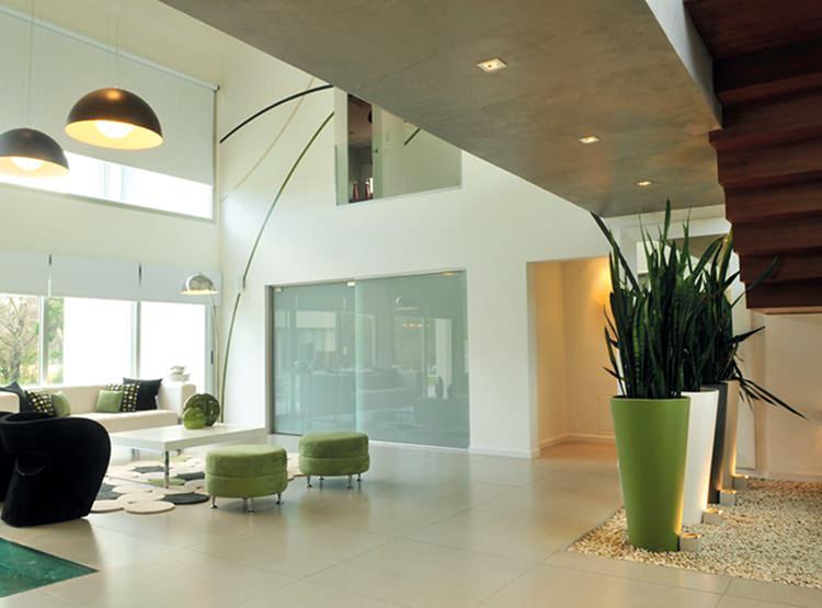 Casa Verde / Diseñadora Romina Diguardi