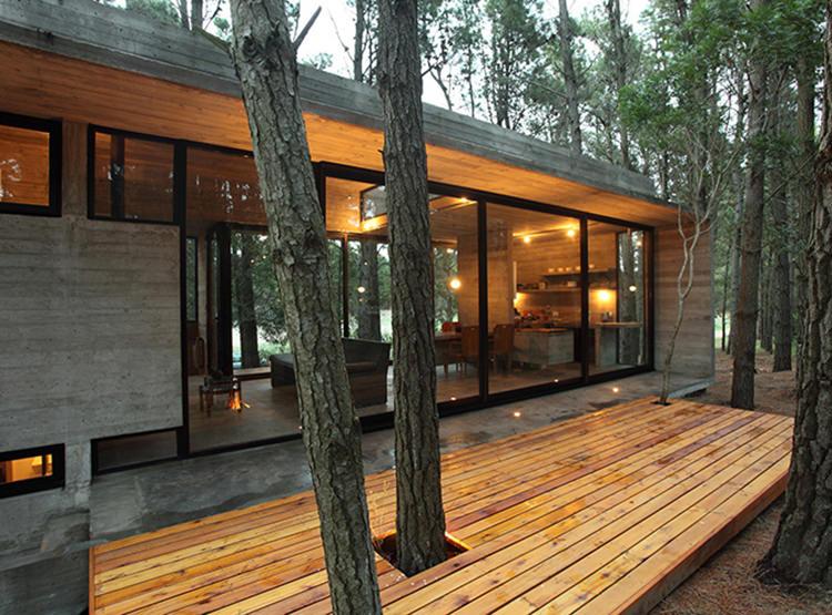 Casa Cher / BAK Arquitectos