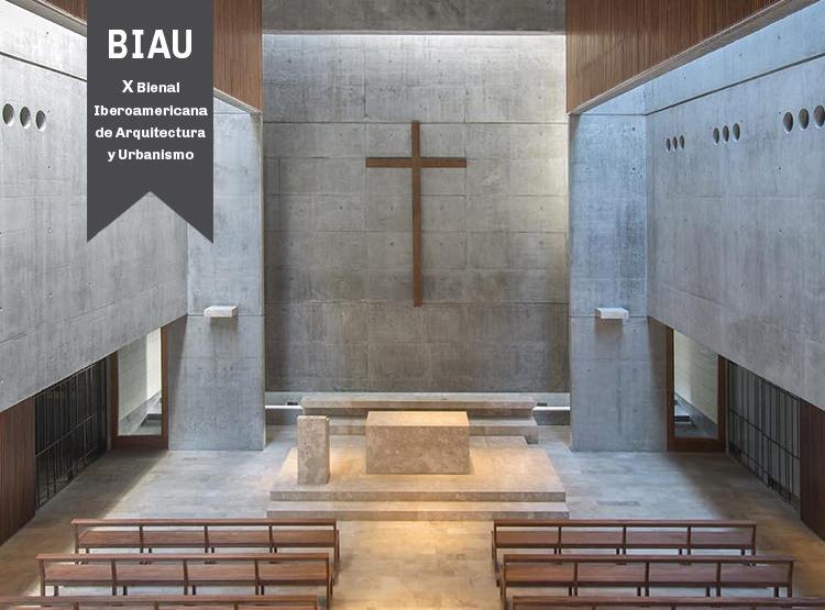 Iglesia del Corazón de Jesús / Estudio Urgell - Penedo - Urgell