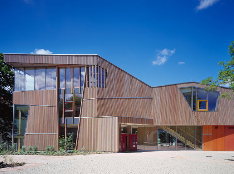 Cafeteria and day care center, Waldorf School / Aldinger Architekten