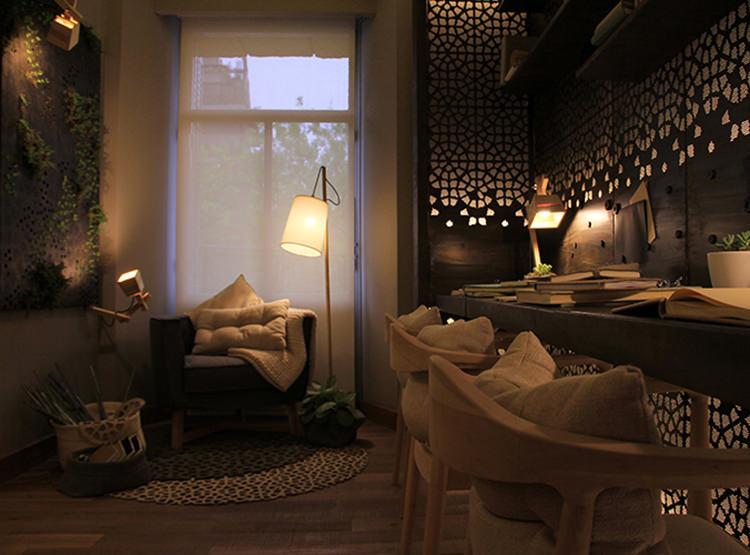 Home Office Casa FOA 2014 / Grupo Haz Arquitectura