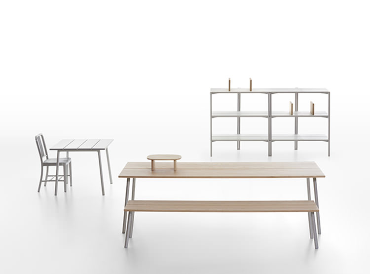 Run / Diseñadores Sam Hecht & Kim Colin para Emeco Chairs