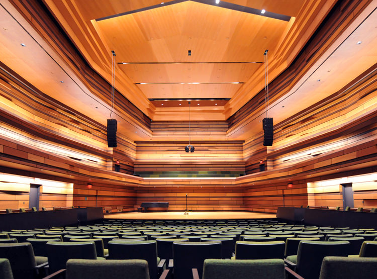 Isabel Bader Center for the Performing Arts