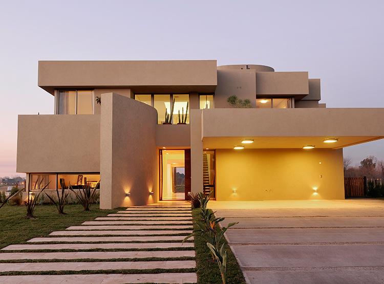 Casa en el Barrio Náutico de Tigre I / APA Arquitectura