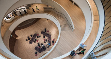 Blavatnik School of Government / Herzog & De Meuron Architects