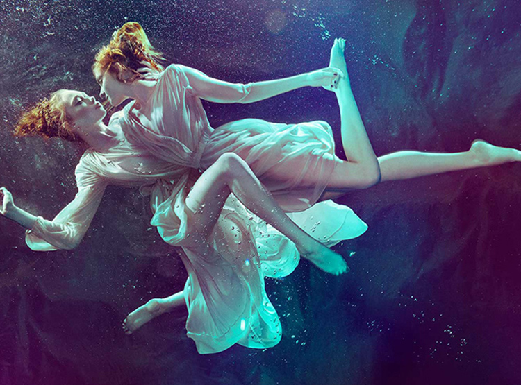 Sisters of Serenity / Fotógrafa Zena Holloway