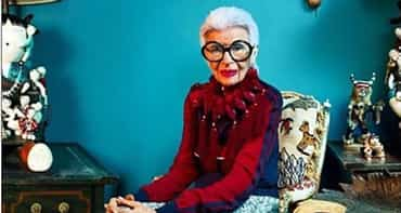 Iris Apfel para How To Spend It