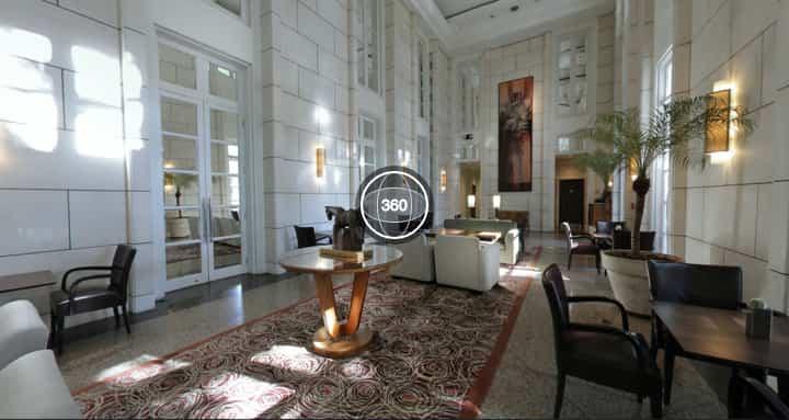 Lobby / Park Hyatt Hotel