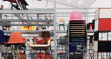 Schaudepot Exhibitions / Vitra Design Museums