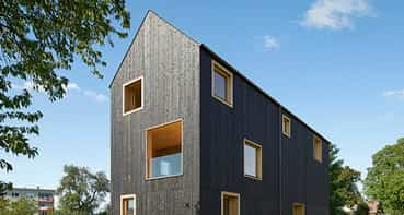 Haus am Bäumle / Bernardo Bader Architekten