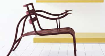 Thinking Man's Chair / Diseñador Jasper Morrison