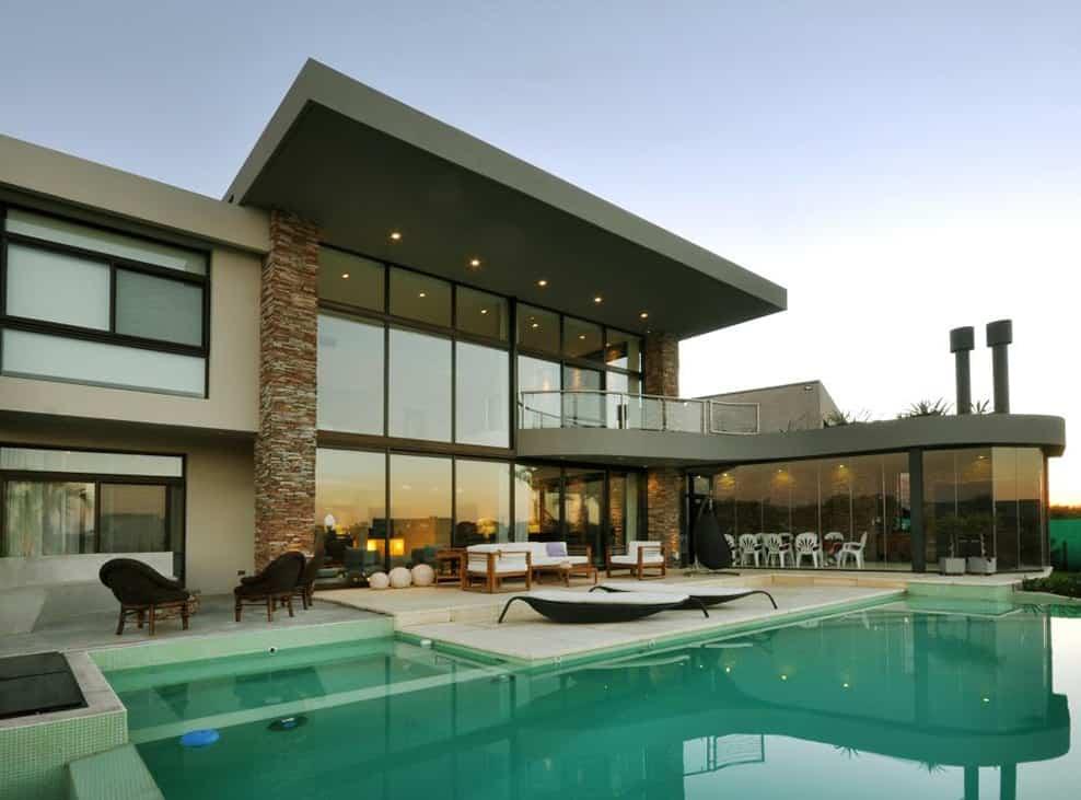 Reflejos de las Vegas / APA Arquitectura