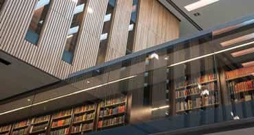 Weston Library / WilkinsonEyre