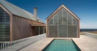 Ocean House / Estudio Roger Ferris and Partners