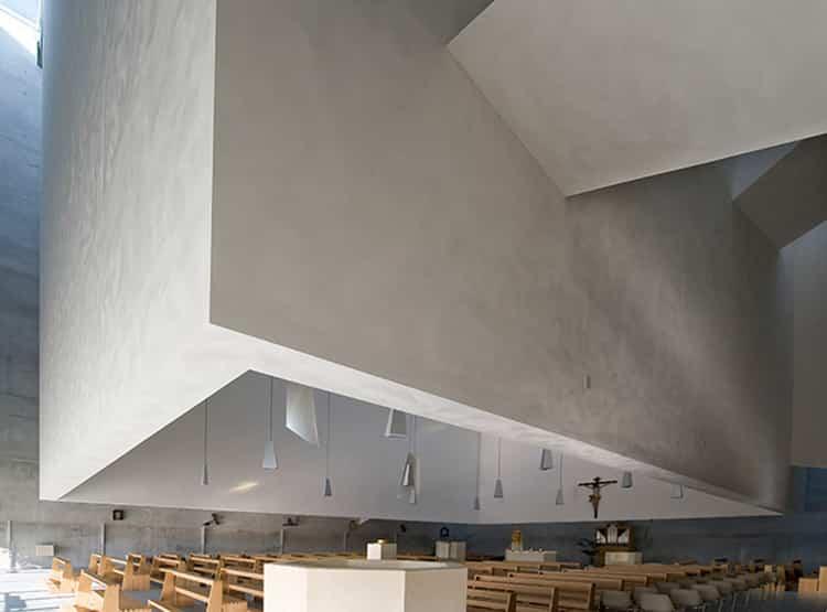 Iglesia St. Paolo / Studio Fuksas