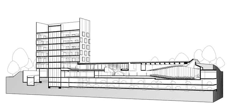 bach-arquitectes-banc-sabadell-headquarters-axo