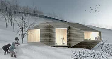Rindebotn Cabin Project / Reiulf Ramstad Architects