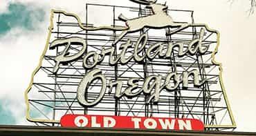 @ Portland, Oregon I
