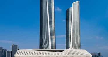 Nanjing International Youth Cultural Centre / Zaha Hadid Architects