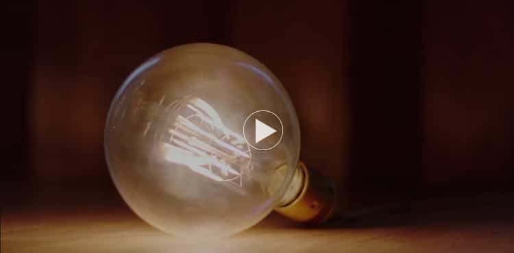 Show & Tell: The Light Bulb