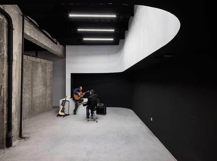 GABBA HEY / CUAC Arquitectura