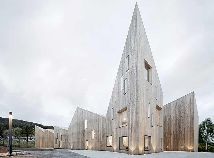 Romsdal Folk Museum / Reiulf Ramstad Architects