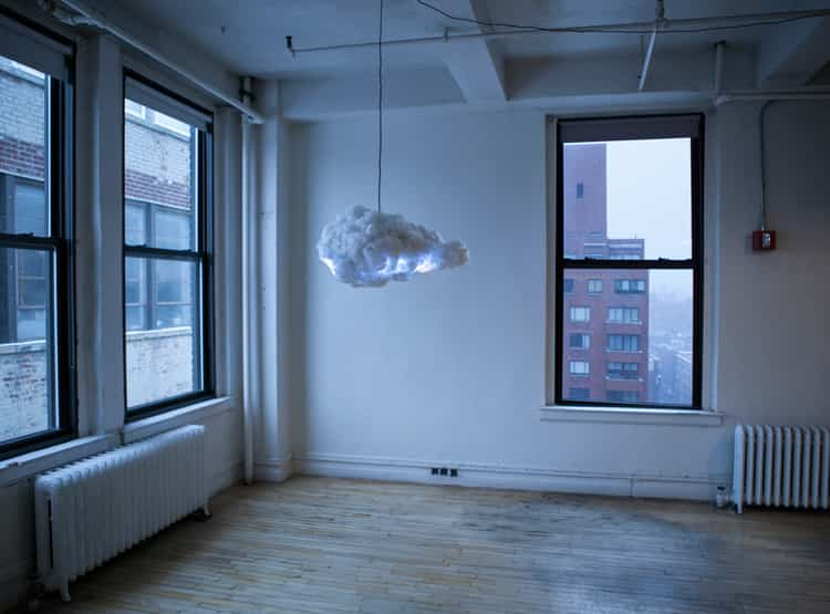 Cloud / Richard Clarkson Studio