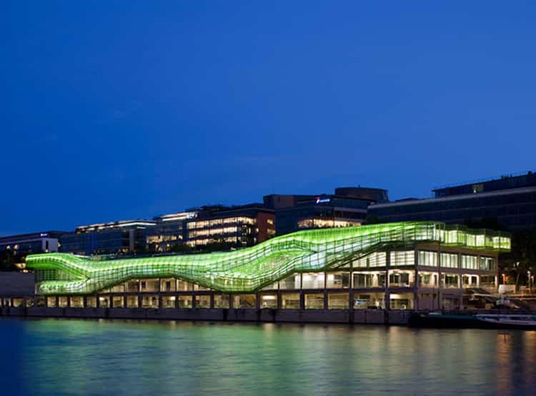 Docks of Paris / Jakob+MacFarlane