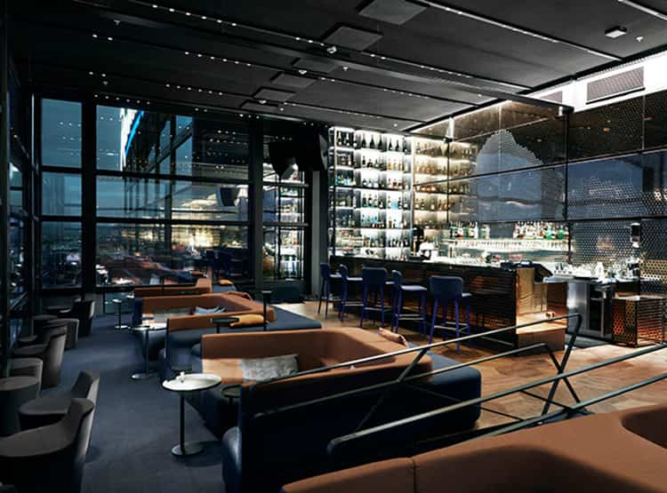 Summit Bar / Snohetta