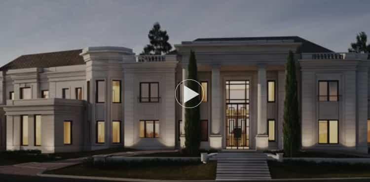 Residencia Neoclásica / APA Arquitectura