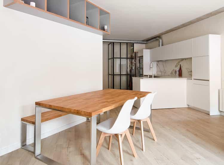 Apartamento Córcega / RAS Arquitectura