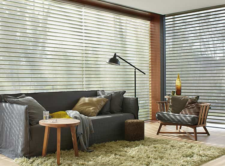 Cortinas SILHOUETTE® / Hunter Douglas
