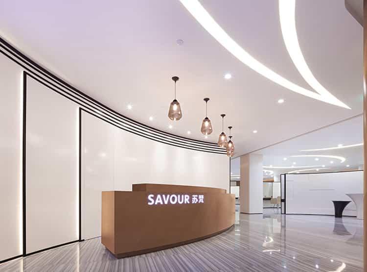 Curve Cutting / Co-Direction Interior Design