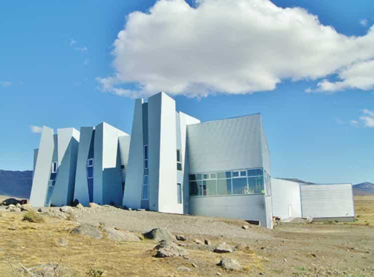Museo del Hielo / Arq. Santiago Cordeyro y Arq. Pablo Güiraldes