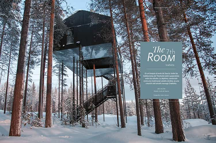 The 7th Room / Snøhetta