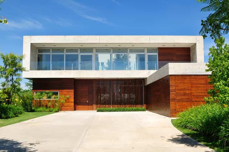 Arquitecto Santiago Cordeyro / Casa 1