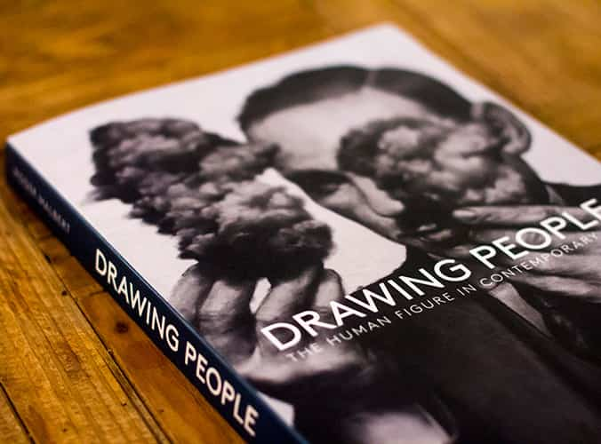 Drawing People: The Human Figure in Contemporary Art / Falena