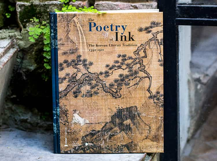 Poetry of Ink: The Korean Literati Tradition 1392-1910 / Falena