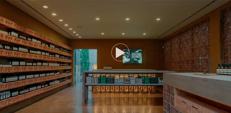 Taxonomy of Design: Aesop Vila Madalena