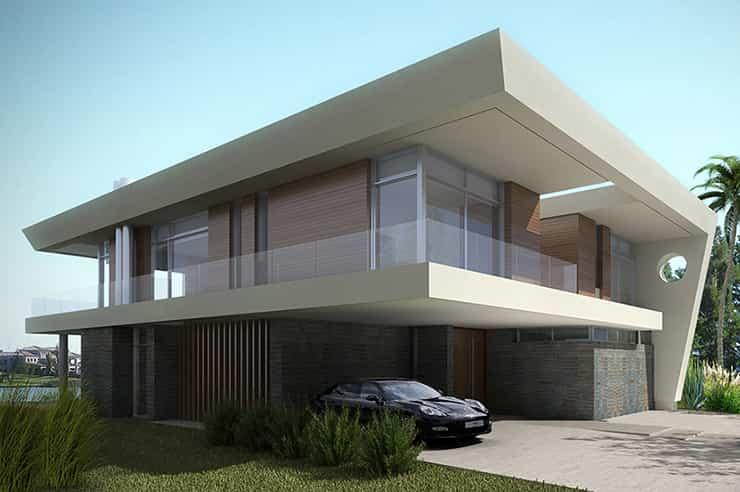 APA Arquitectura / Casa Moderna II