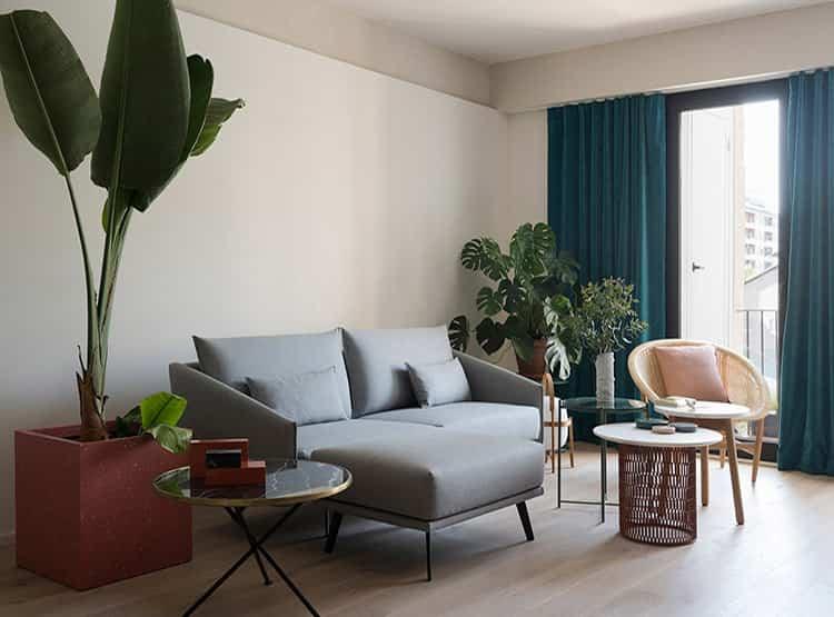 Sant Antoni Apartment / Colombo and Serboli Architecture