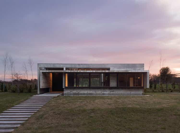 Casa Mach / Arq. Luciano Kruk