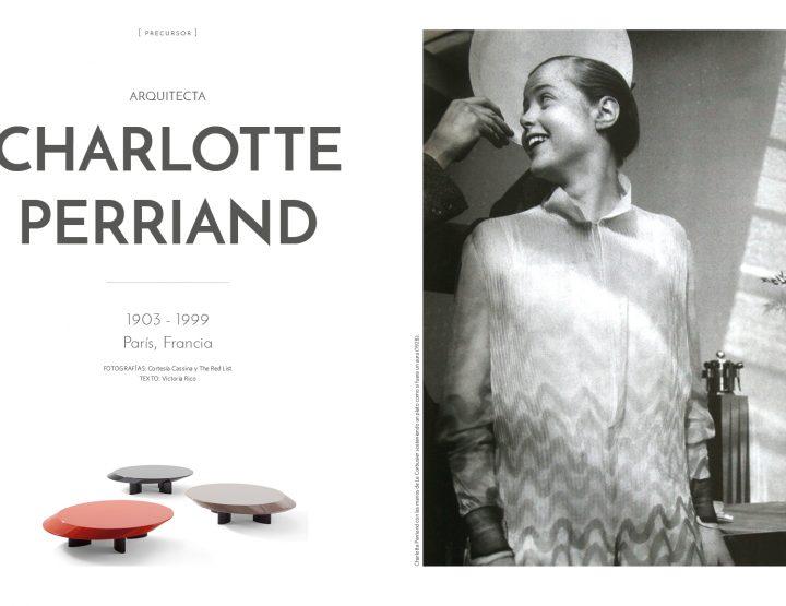 Arquitecta Charlotte Perriand