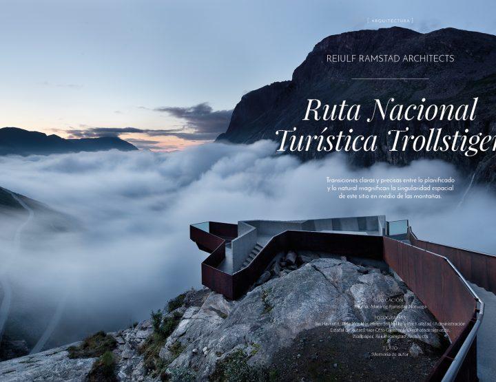 Ruta Nacional Turística Trollstigen / Reiulf Ramstad Architects