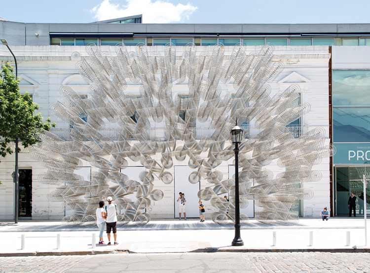 Inoculación / Ai Weiwei en Fundación Proa
