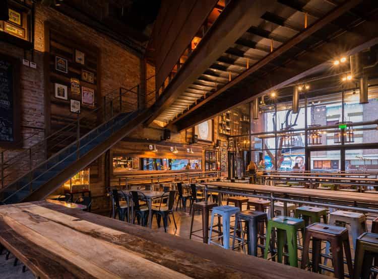 Cervecería Antares / Estudio Juan Ballester