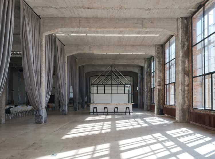 The Central Telegraph / Archiproba Studios